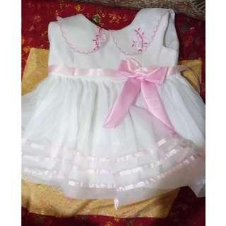 PRELOVED Baby Sunday Dress