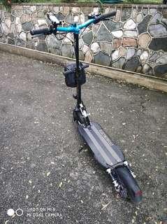 Electrowolf  E scooter 52v 21AH