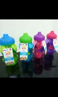 Brand new ice stick cooler water bottle non leak