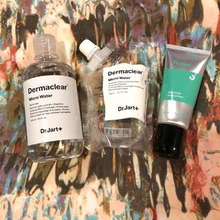 Dr. Jart+ Micro Water Korean Bundle