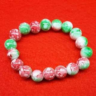 18 beads bracelet