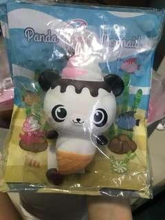 Panda yumiibear yumii mermaid creamiicandy squishy