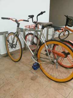 Price Reduced* Valo Pista Fixed Gear