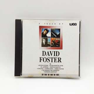 David Foster A Touch Of David Foster CD