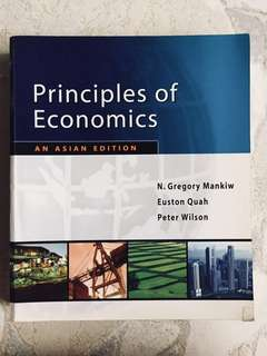Principles of Economics (Asian Edition)