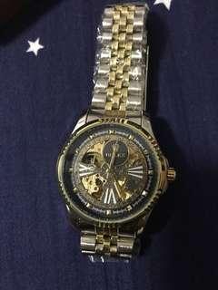 Rolex watch not authentic