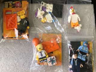 Clearance Toys ( other than the Lego Policeman , sales)