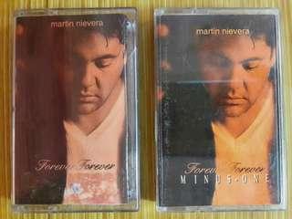 """Martin Nievera """"Forever Forever"""" Album Cassette Tape"""
