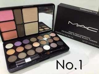 MAC Travel Makeup Pack