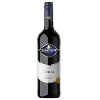Blue Nun Merlot 法國藍仙姑梅洛紅酒