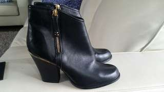 Jo Mercer leather boots
