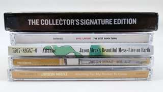 Miscellaneous Pop CDs