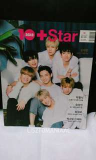 GOT7 1+ ASIA STAR MAGAZINE