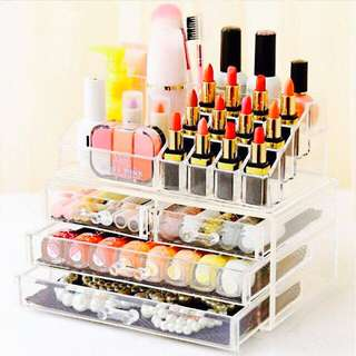 4 Layers Make-up Organizer