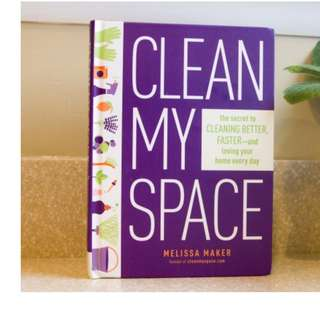 50% off! BN Clean My Space book