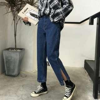 READYSTOCK Boyfriend Jeans