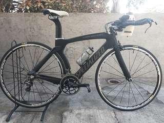 Specialized Transition triathlon bike