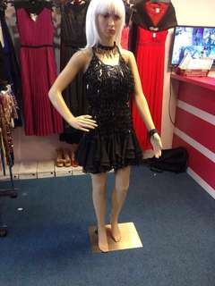 Second hand Latin Dress