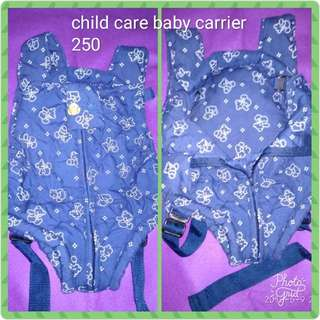 Free shipping! (Metromanila only) Child Care baby carrier
