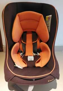 Combo Coccoro Car Seat