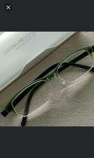 (Priced lowest!) Staffan Preutz Design Spectacles (for men)