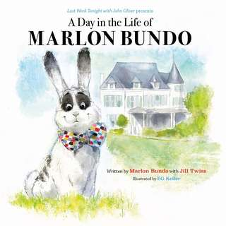 Last Week Tonight with John Oliver Presents a Day in the Life of Marlon Bundo #pinkdotsg