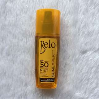 BELO Transparent Mist