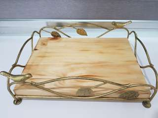 Rental for dessert cake table tray or plate