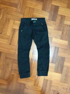 Preloved H&M Tapered jogger pants