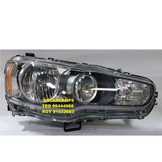 MITSUBISHI LANCER EX (CY) 2008-2017 HEAD LAMP / HEAD LIGHT (NEW)