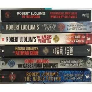 ROBERT LUDLUM - Covert-One Series