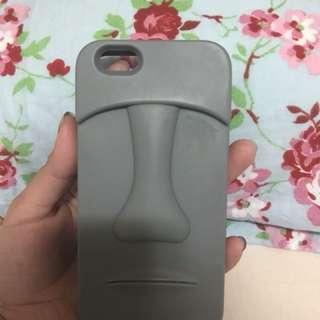 🚚 iPhone 6/6s 摩艾手機殼