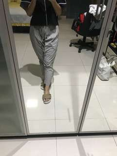 Korean joger pants
