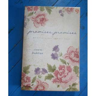 Novel Indonesia : promises promises by Dahlian