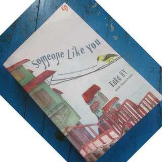 Novel Indonesia : Someone Like You by Kaka HY