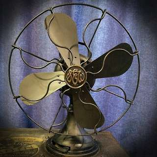 Antique Current Fan (Japan)