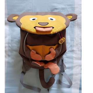 Affen Zahn toddler's backpack - cute monkey design