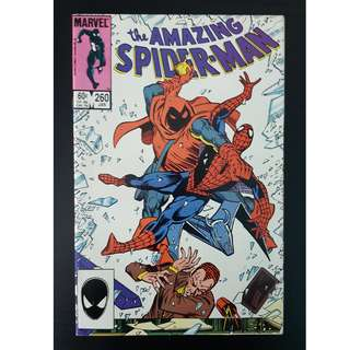Amazing Spider-Man #260  (1985 1st Series) Vs The Hobgoblin!