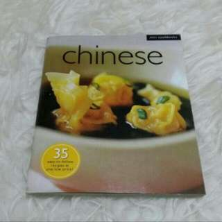 #SALE #25RibuKebawah #NETT Mini Chinese Cook Book