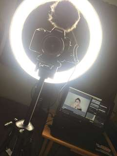 FOR RENT: Ringlight