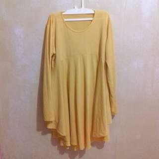 Blouse / Tunic Kuning