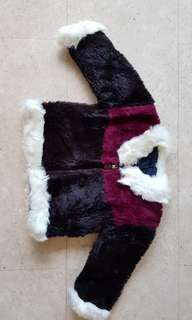 Winter Fur Jacket For 2Y Old Baby