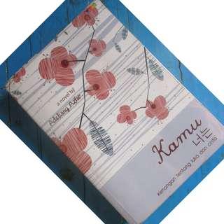 Novel Indonesia : Kamu by Adeliani Azfar