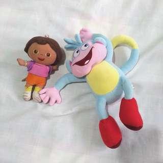 Dora amd Boots Bundle