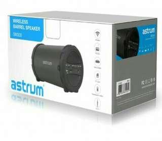 Astrum wireless Bluetooth barrel speaker