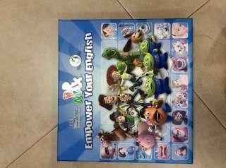 Dr. max,Dr max P.3 迪士尼英語家庭版 (送電子筆) 包郵, 歡迎出價!!!