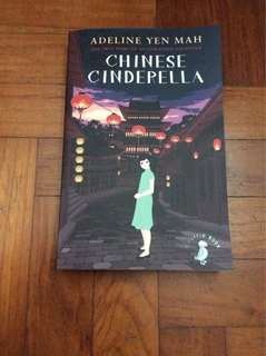 Chinese Cinderella book