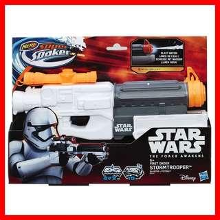 ORIGINAL Star Wars Nerf Super Soaker Stormtrooper Blaster Water Gun Toy