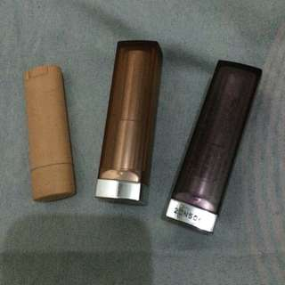Maybelline lipstick with free concealer