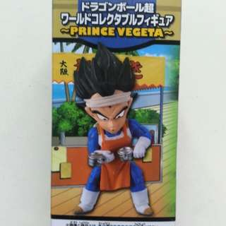 龍珠 悟空 日版全新龍珠Dragon Ball 景品 Wcf  Prince vegeta Db超pv03 比達